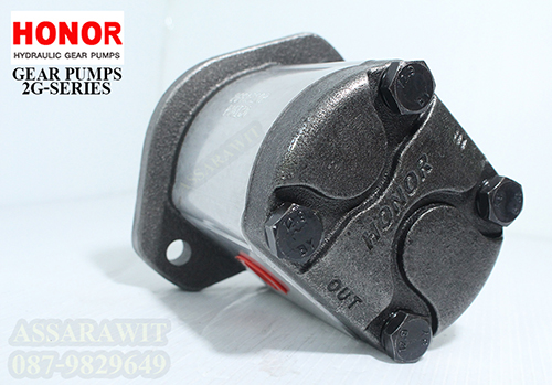 GEAR PUMPS 2G-SERIES..2.500×500.